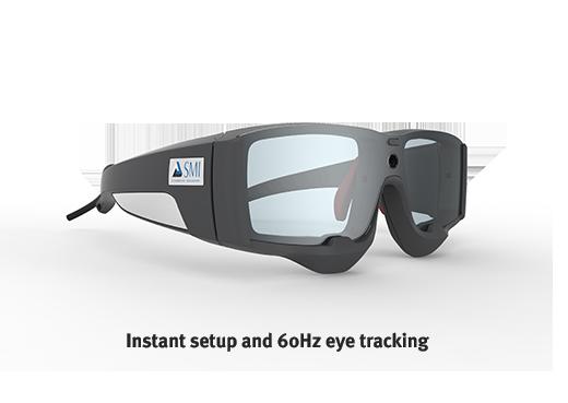 Lunettes Eye Tracking ETG2