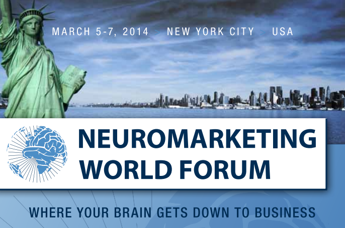 Neuromarketing World Forum 2014