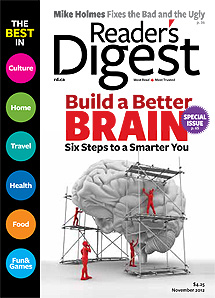 Reader's Digest - Neuromarketing - Novembre 2012